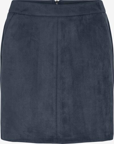 VERO MODA Jupe 'Donne Dina' en bleu-gris, Vue avec produit
