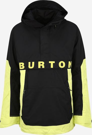 sárga / fekete BURTON Kültéri kabátok, Termék nézet