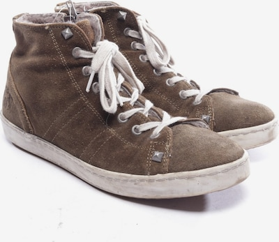 Witty Knitters High-Top Sneaker in 38 in dunkelgrün, Produktansicht