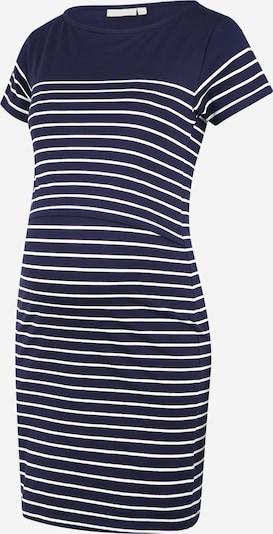 JoJo Maman Bébé Kleid in blau / weiß, Produktansicht