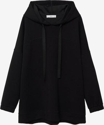 MANGO Majica | črna barva, Prikaz izdelka