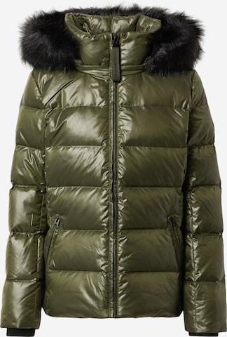 Veste d'hiver Calvin Klein en vert