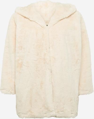 Urban Classics Manteau mi-saison en blanc cassé, Vue avec produit