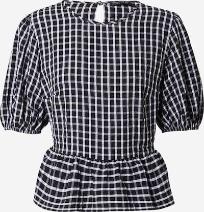 Tricou Miss Selfridge pe gri / negru / alb, Vizualizare produs
