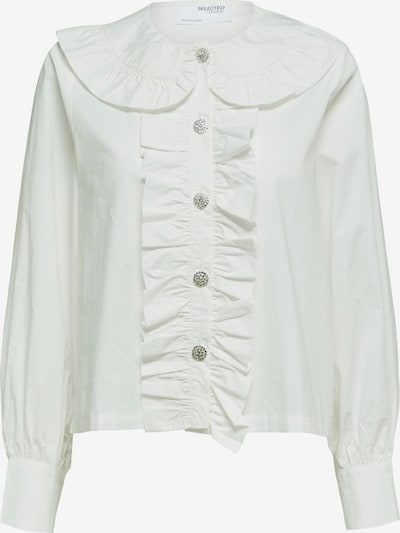 SELECTED FEMME Bluse 'Patty' in naturweiß, Produktansicht