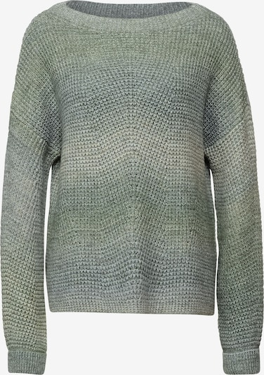STREET ONE Sweater in Green, Item view