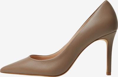 MANGO Čevlji s peto 'Roca' | rjava barva, Prikaz izdelka