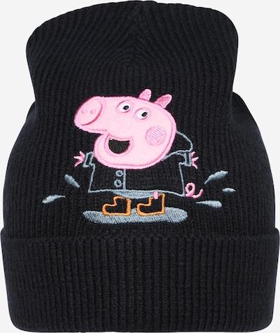 NAME IT Шапка 'Peppa Pig' в тюркоазен / сапфирено синьо / бледорозово, Преглед на продукта