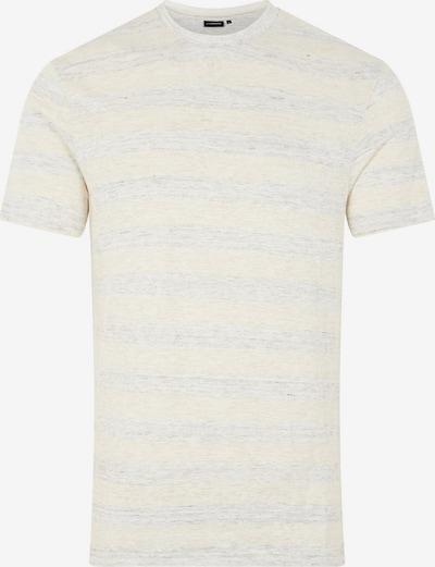 J.Lindeberg Coma Linen T-Shirt in hellgrau, Produktansicht