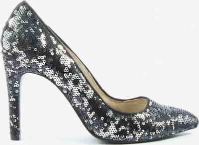 MANGO High Heels in 35 in schwarz / silber, Produktansicht