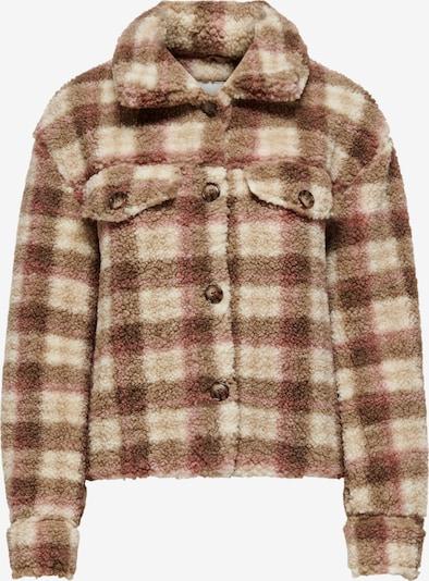 JDY Between-Season Jacket 'Elvis' in Beige / Pink / White, Item view