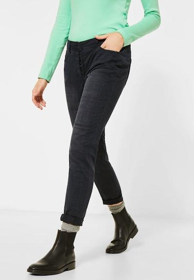 CECIL Jeans in de kleur Donkergrijs, Modelweergave