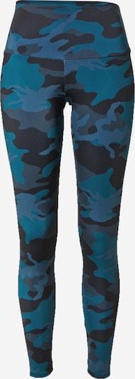 Onzie Sportbroek in de kleur Duifblauw / Hemelsblauw / Zwart, Productweergave