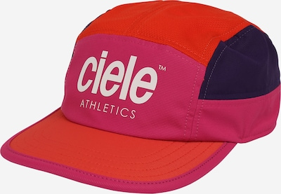 CIELE ATHLETICS Cap 'Chaka' in Navy / Cyclamen / Red / White, Item view
