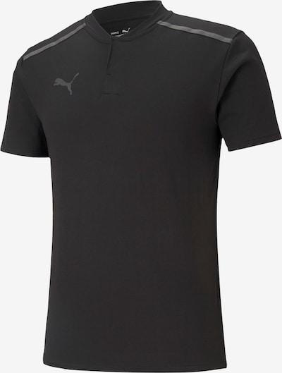 PUMA Shirt in anthrazit, Produktansicht