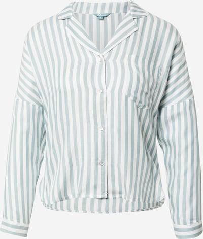 ETAM Pajama shirt 'JUDY' in Mint / White, Item view