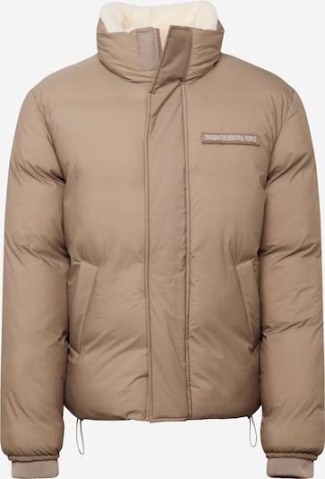 DRYKORN Zimska jakna 'Ruxx 2' | bež barva, Prikaz izdelka