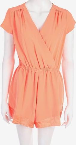 bebe Jumpsuit in M in Orange