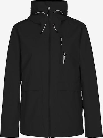 Didriksons Performance Jacket 'Wida' in Black