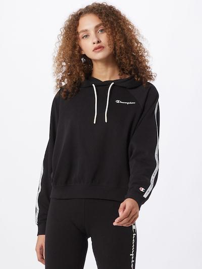 Champion Authentic Athletic Apparel Sweatshirt in schwarz, Modelansicht