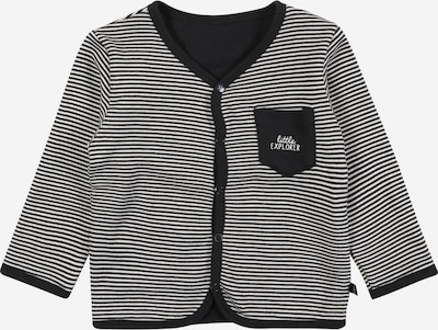 STACCATO Between-season jacket in anthracite / white, Item view
