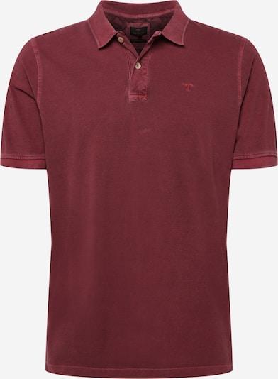 FYNCH-HATTON T-Krekls, krāsa - merlo, Preces skats