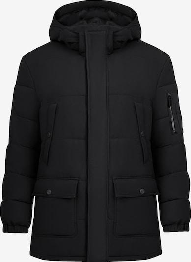 Finn Flare Kurzmantel in schwarz, Produktansicht