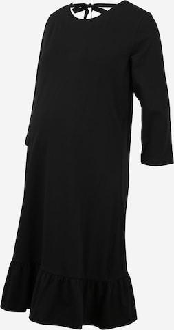 MAMALICIOUS Dress 'MLSASJA' in Black