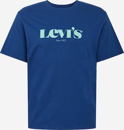 LEVI'S Tričko - námořnická modř / tyrkysová, Produkt