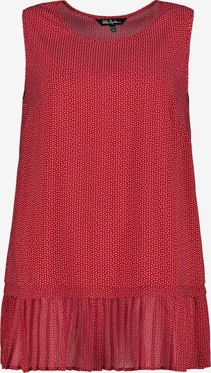 Camicia da donna Ulla Popken di colore rosso, Visualizzazione prodotti