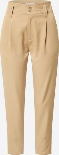 Karo Kauer Pantalon en beige, Vue avec produit