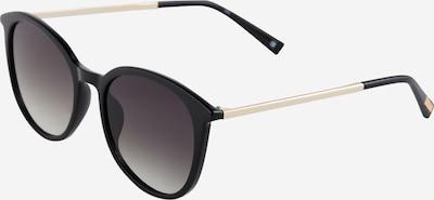 LE SPECS Sonnenbrille 'DANZING' in schwarz / perlweiß, Produktansicht