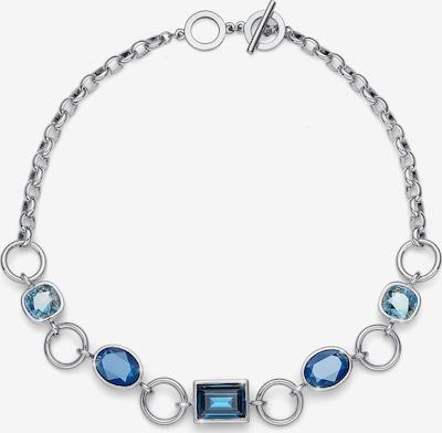 Oliver Weber Collier Royal in blau, Produktansicht