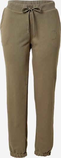 Noisy may Pantalon 'Lupa' en olive, Vue avec produit