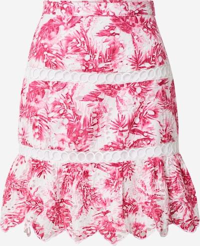 GUESS Sukně - pink / bílá, Produkt