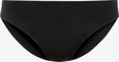 LASCANA Bikinihose 'Dressy' in schwarz, Produktansicht
