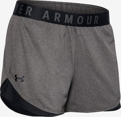 UNDER ARMOUR Športne hlače 'Play Up 3.0'   siva / črna barva, Prikaz izdelka