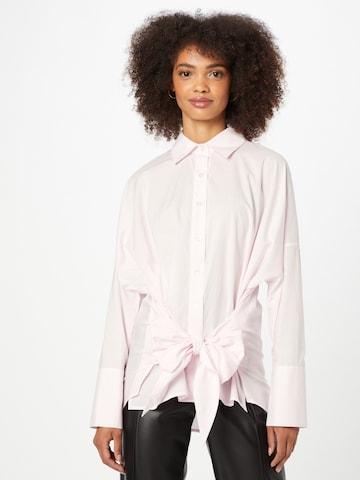 Mes Demoiselles - Blusa en rosa