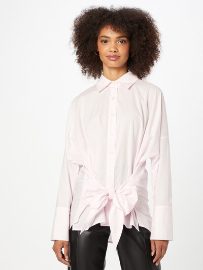 Mes Demoiselles Blusa en rosa pastel, Vista del modelo