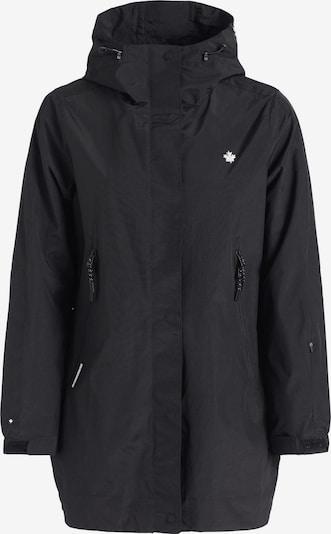 khujo Parka 'ZULETIA2' in schwarz / weiß, Produktansicht