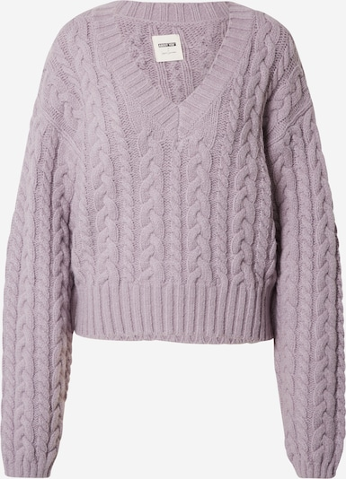 ABOUT YOU x Laura Giurcanu Sweater 'Mila' in Lilac, Item view