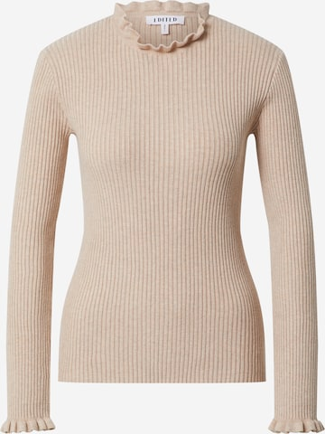 EDITED Sweater 'Abela' in Brown