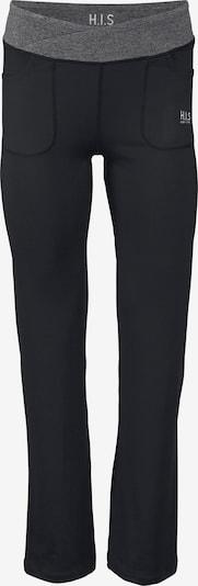 H.I.S Pants in Grey / Black, Item view
