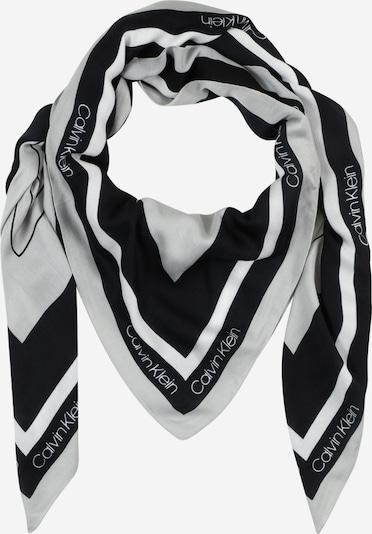 Calvin Klein Tørklæde i sort / hvid, Produktvisning