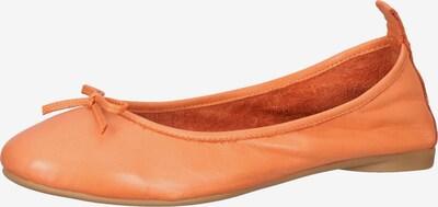INUOVO Ballerina in orange, Produktansicht