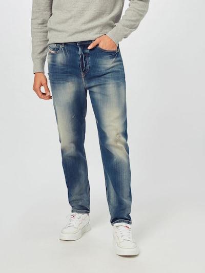 DIESEL Jeans 'VIDER' in Blue denim, View model