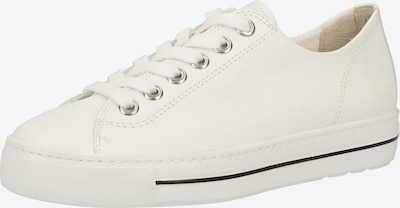 Paul Green Sneaker in weiß: Frontalansicht