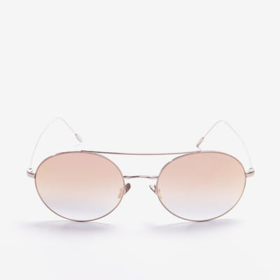 GIORGIO ARMANI Sunglasses in One size in Gold, Item view