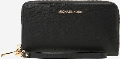Portofel MICHAEL Michael Kors pe negru, Vizualizare produs