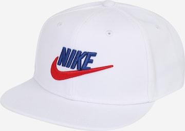 Nike Sportswear Cap 'Y NK PRO FUTURA 4' in Weiß